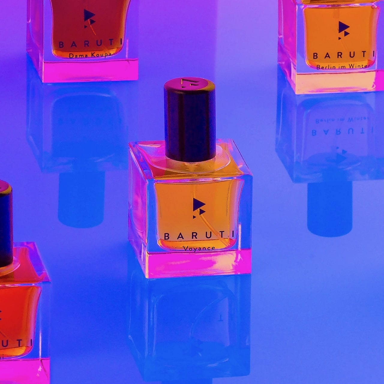 Нишевый парфюм Baruti Voyance