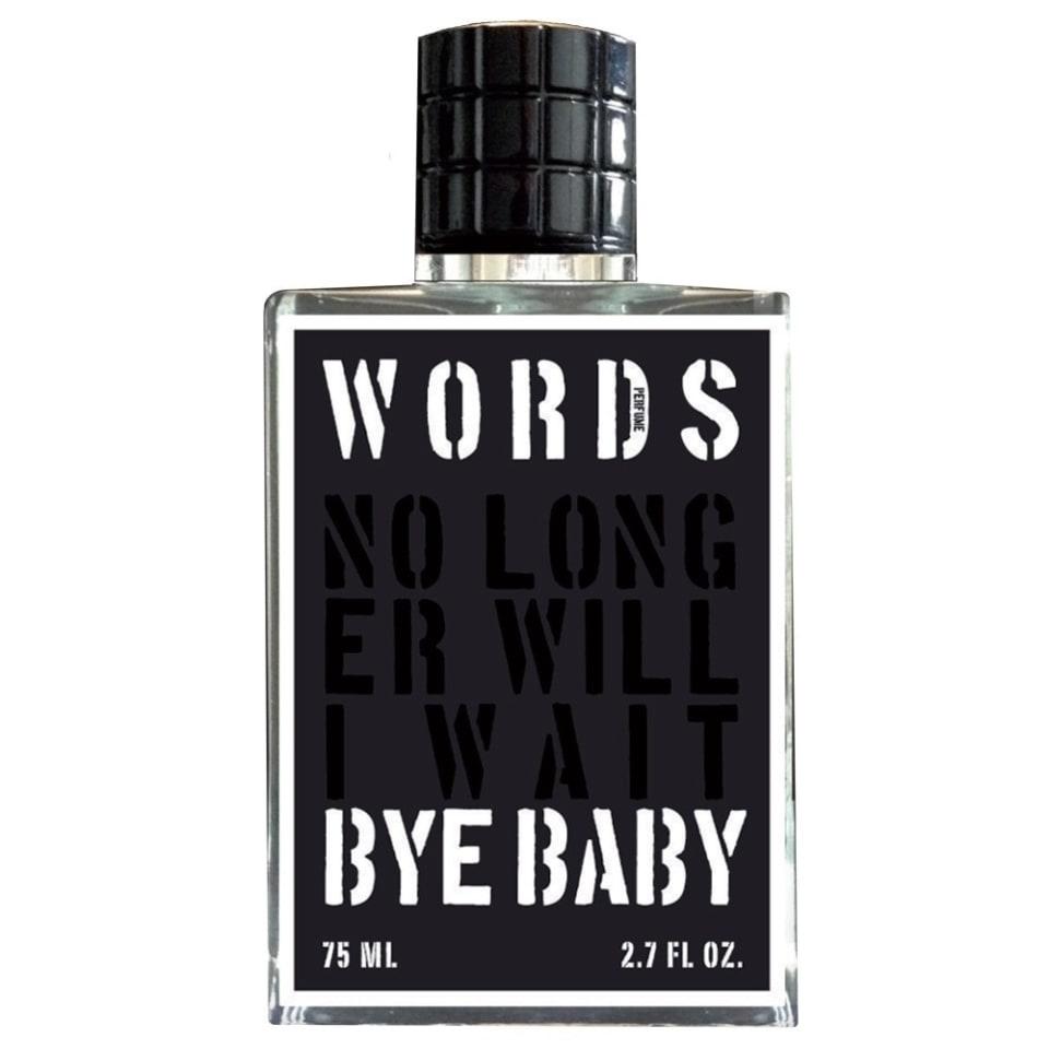 Парфюмированная вода Words Bye Baby