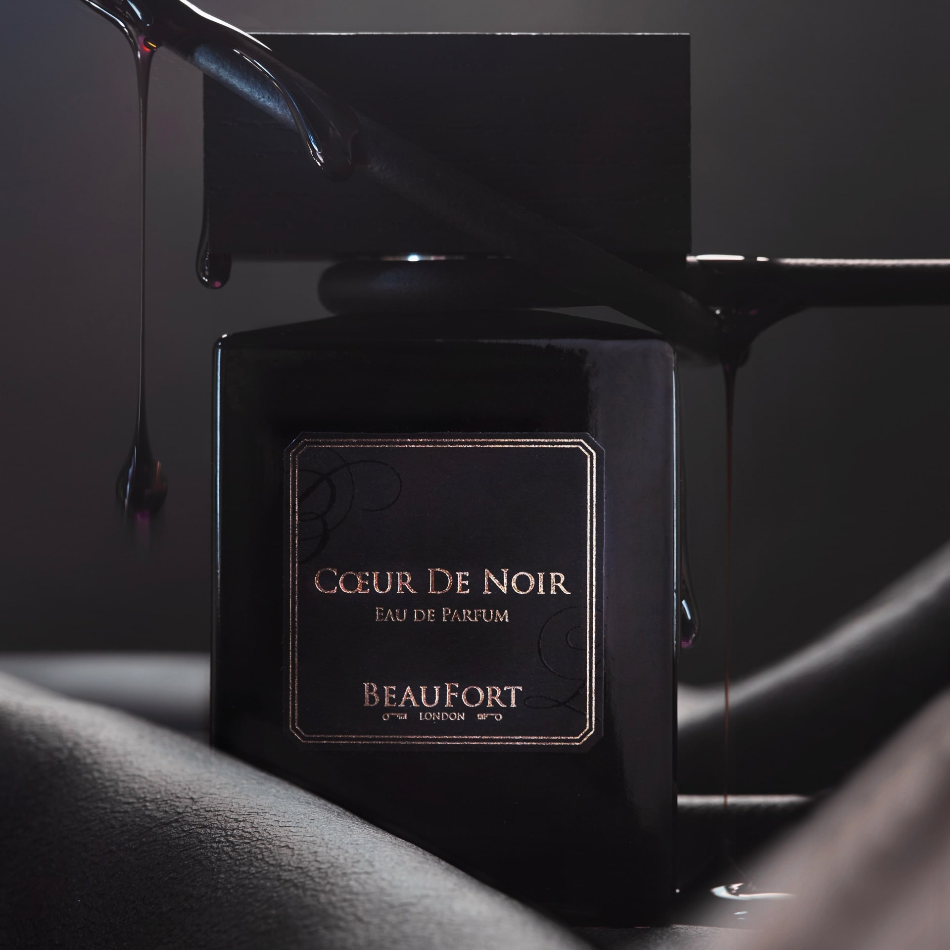 Парфюмированная вода BeauFort London Coeur De Noir