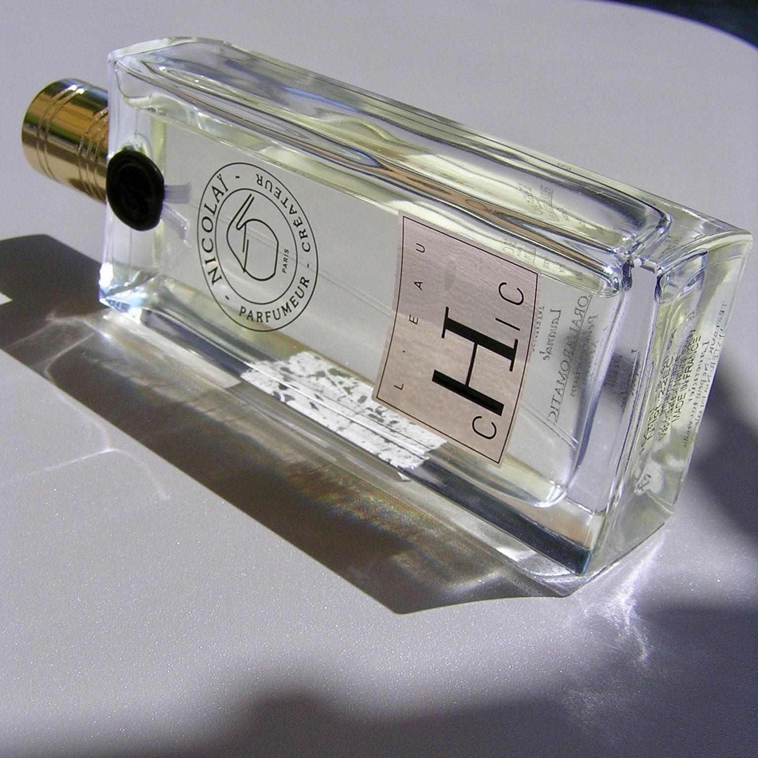 Освежающая вода Parfums de Nicolaï L'eau cHic