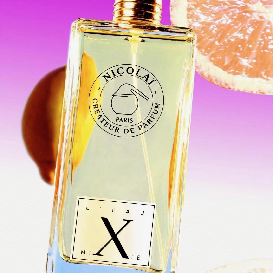 Освежающая вода Parfums de Nicolaï L'eau MiXte