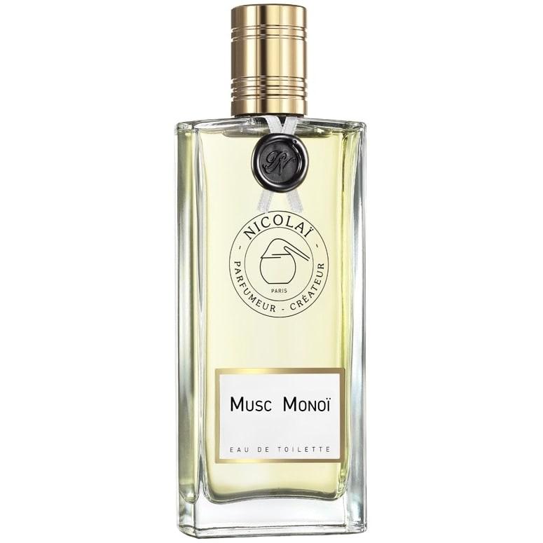 Туалетная вода Parfums de Nicolaï Musc Monoï