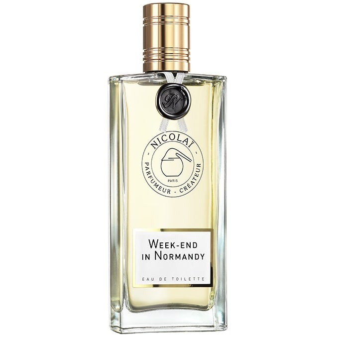 Туалетная вода Parfums de Nicolaï Week-End In Normandy