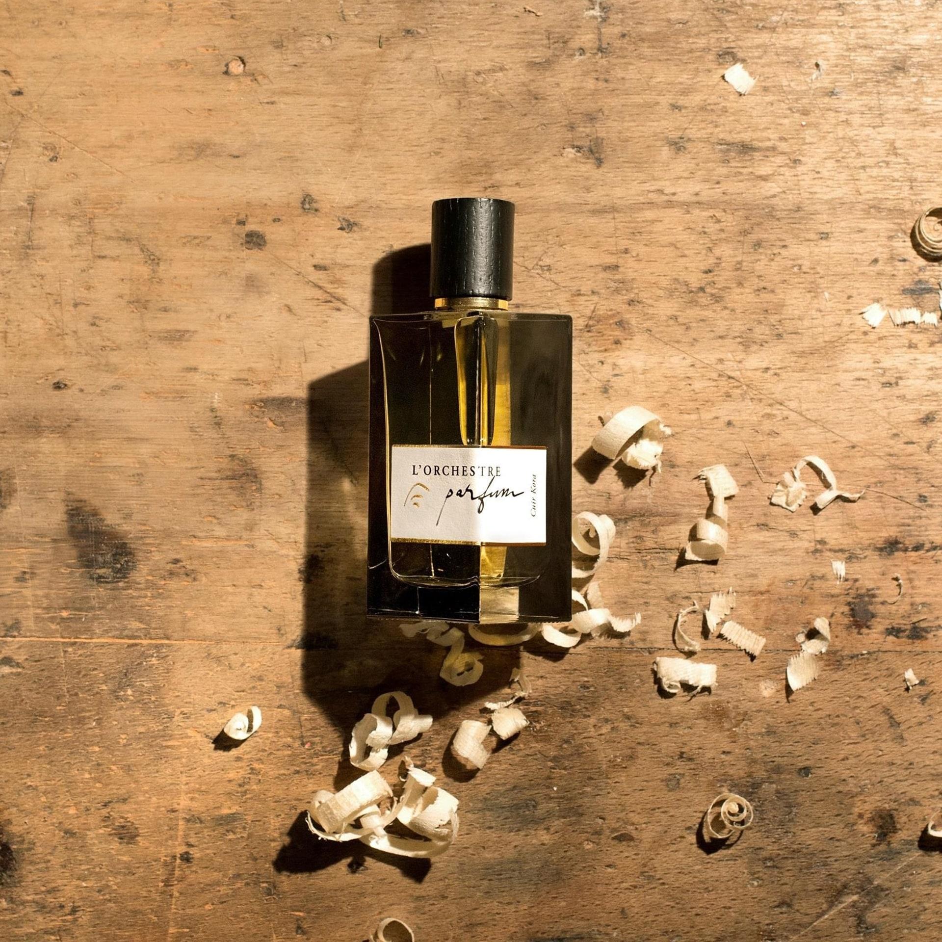 Парфюмированная вода L'Orchestre Parfum Cuir Kora