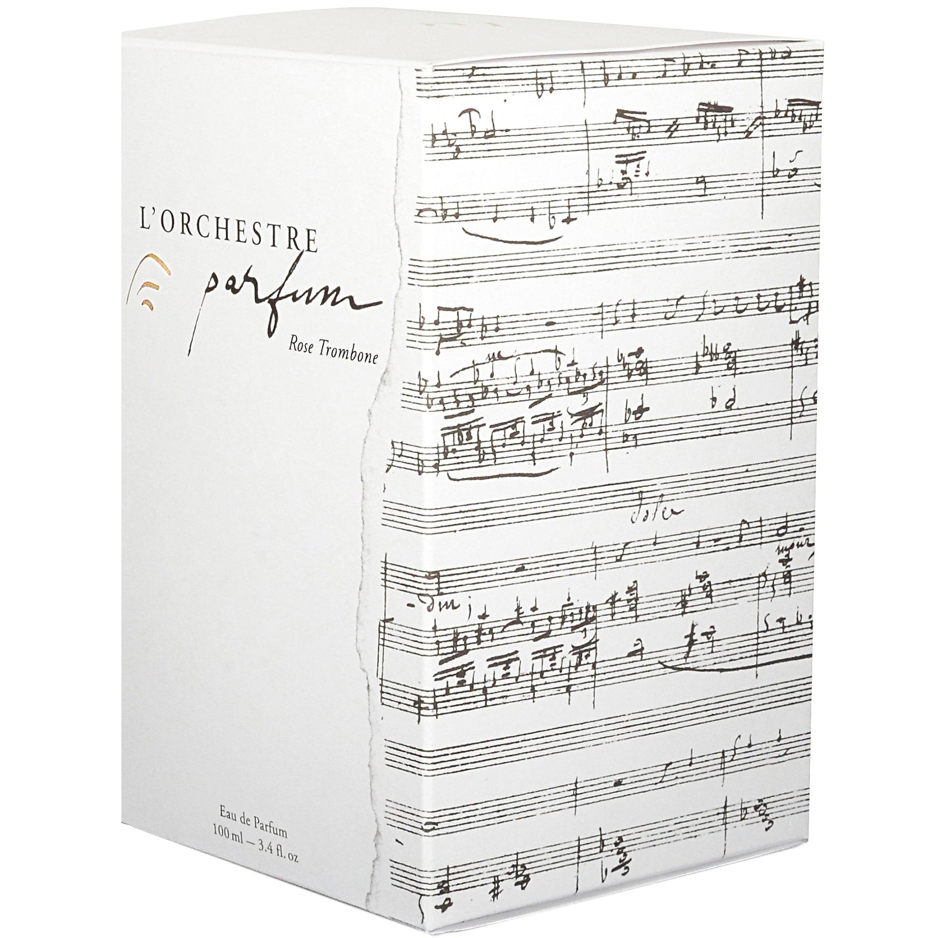 Парфюмированная вода L'Orchestre Parfum Rose Trombone