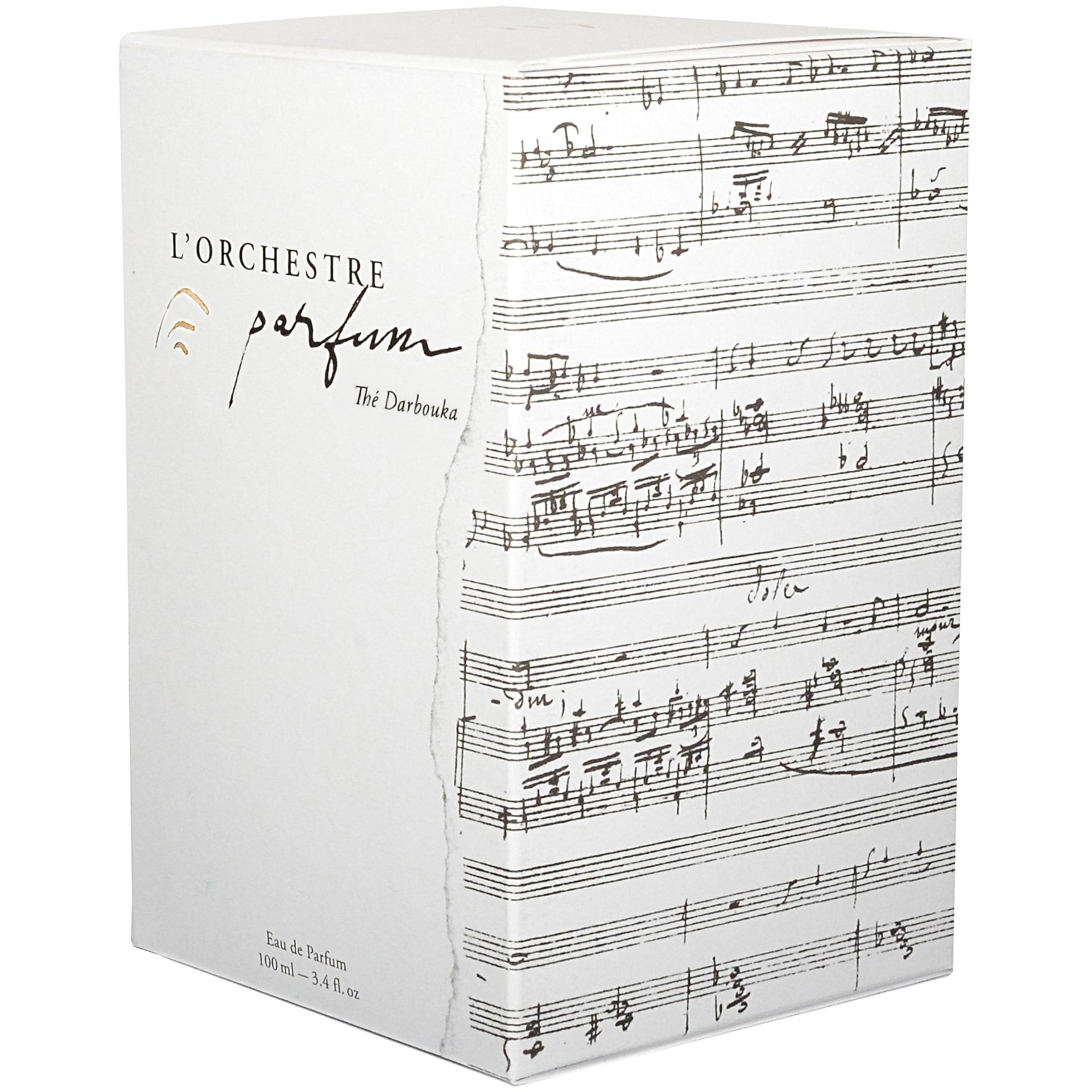 Парфюмированная вода L'Orchestre Parfum Thé Darbouka