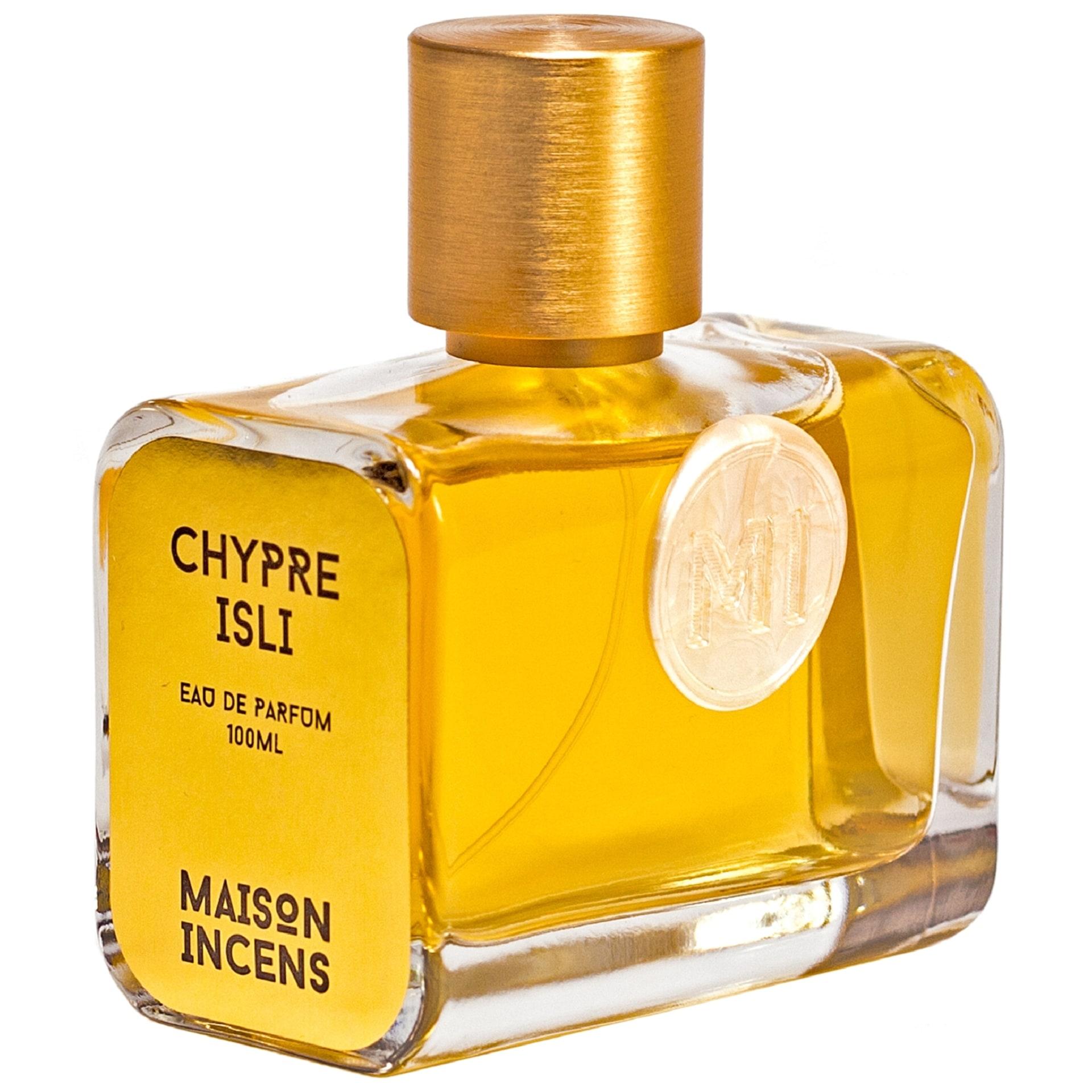 Парфюмированная вода Maison Incens Chypre Isli