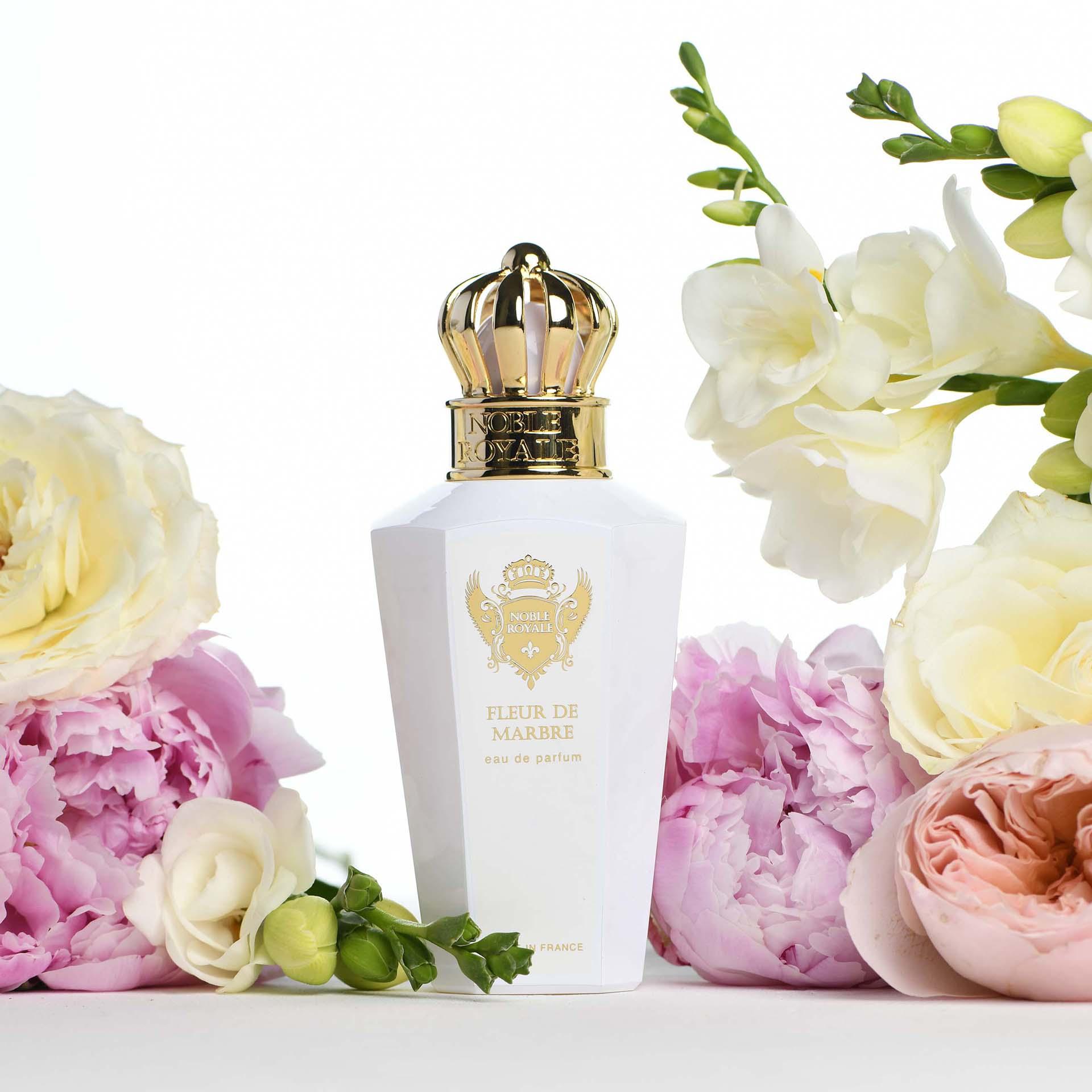 Парфюмированная вода Noble Royale Fleur De Marbre