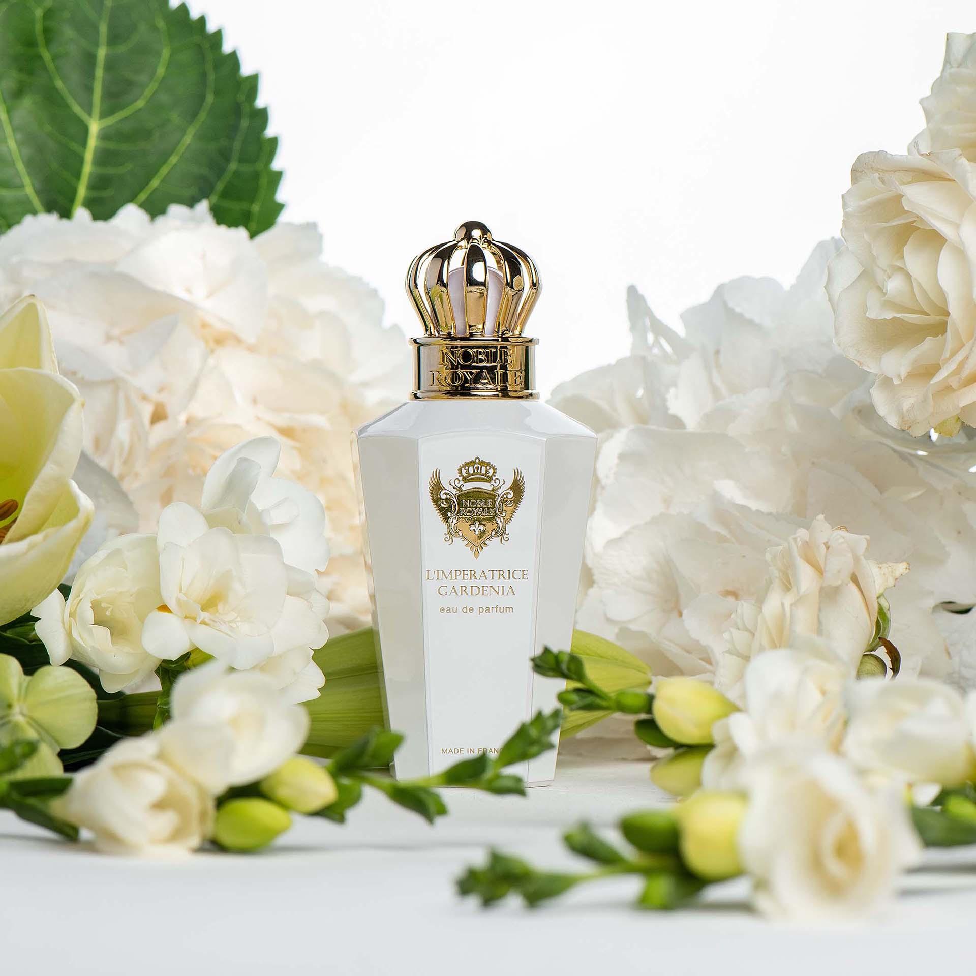 Парфюмированная вода Noble Royale L'Imperatrice Gardenia