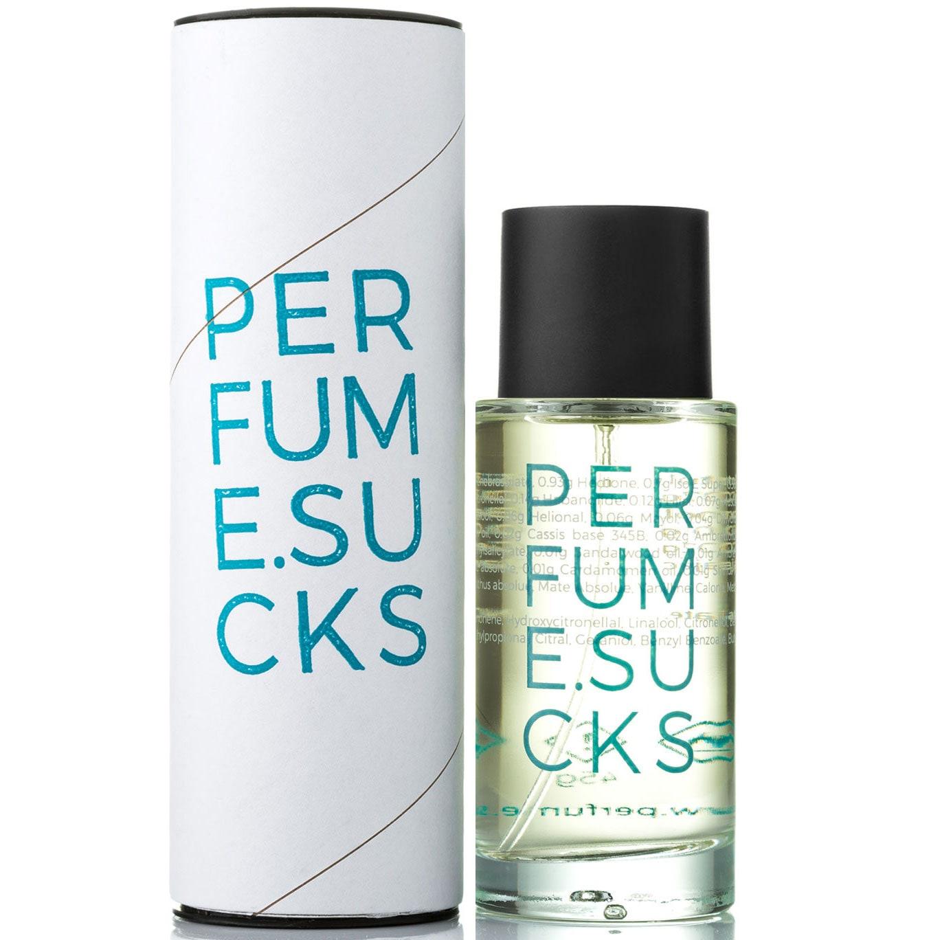 Парфюмированная вода Perfume.Sucks Blue