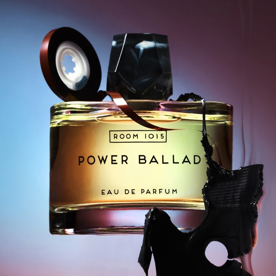 Парфюмированная вода Room 1015 Power Ballad