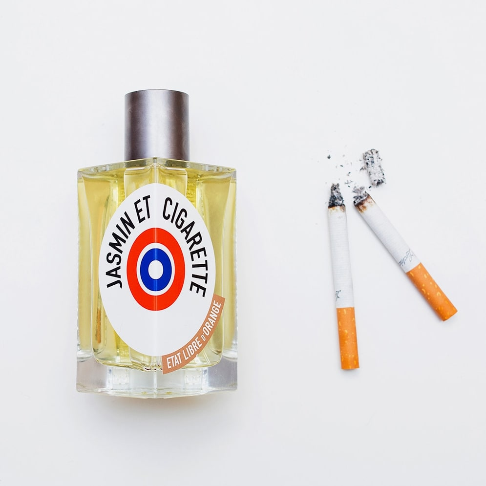 Ароматы Etat Libre d'Orange Jasmin Et Cigarette