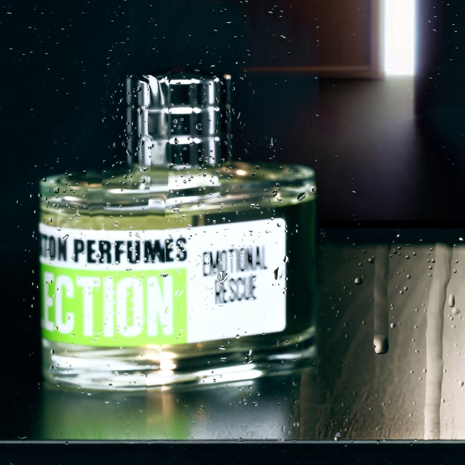 Ароматы Mark Buxton Perfumes Emotional Rescue